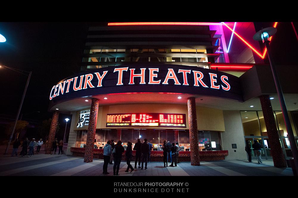 323 of 366 || Movie Night