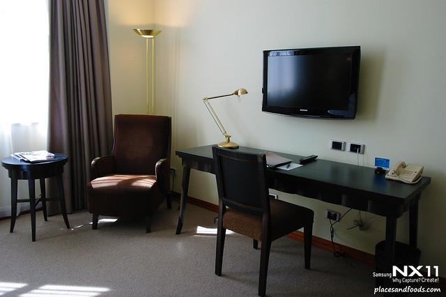 grace hotel sydney TV