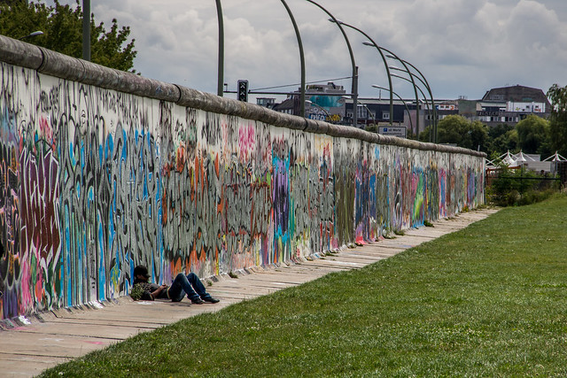 Berlin Wall - Graffiti