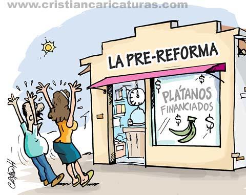 Pre reforma