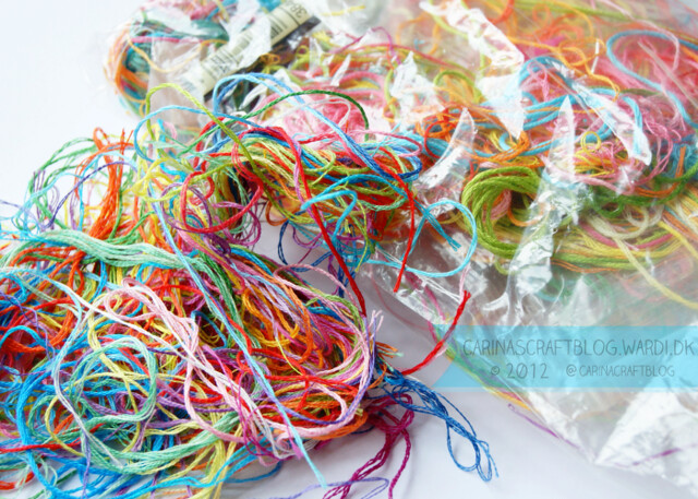 Loose threads bag