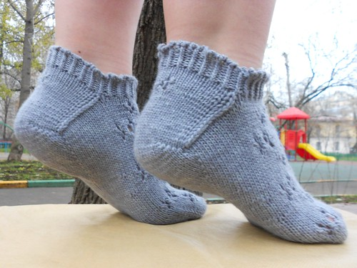носки Mouches