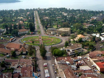 The eastern Democratic Republic of Congo city of Goma. Reports say that the city was taken over by M23 rebels on November 19, 2012. by Pan-African News Wire File Photos
