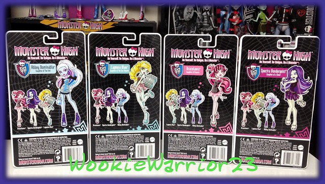 Monster High New Fashion Packs
