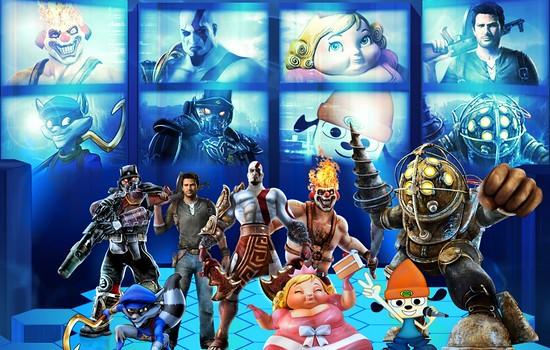 Enfim Chega Playstation All-Stars Battle Royale!