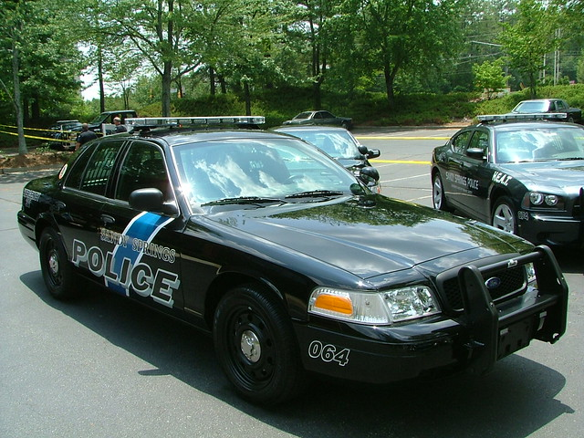 Sandy Springs Police Flickr Photo Sharing