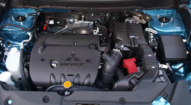 2013 Mitsubishi Outlander Sport 6