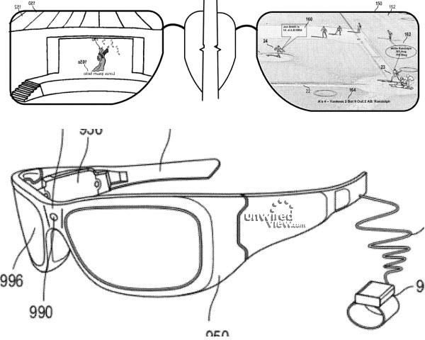 Microsoft trabaja en su versión de Google Glass