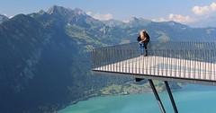 Interlaken a okolí nabízí i další turistické cíle než jen Jungfraujoch