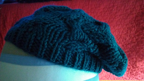 Christmas knit #1 - done!