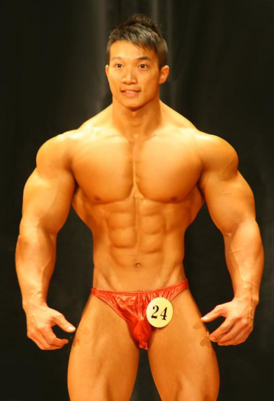 Asian Muscle Gods