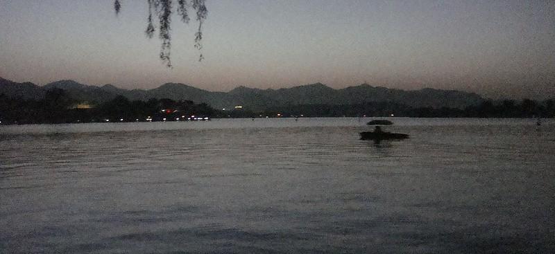 03 西湖after sunset