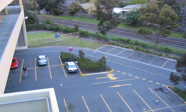 Southland car park