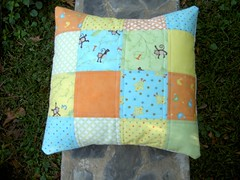 Pillow for Brooks