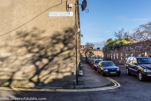 Kirwan Cottages - Kirwan Street (Dublin) by infomatique