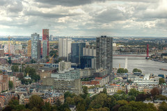 Rotterdam in HDR