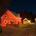 Incontournable cet hiver : le Village illuminé au Village Québécois d'Antan