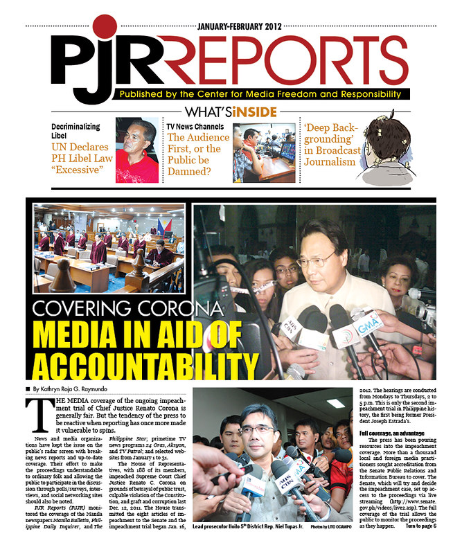 PJR Reports January-February 2012
