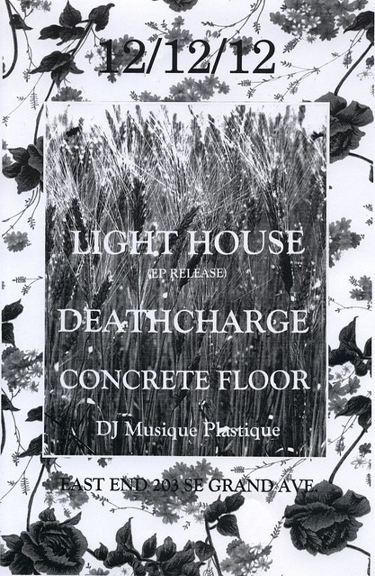 12/12/12 LightHouse/Deathcharge/ConcreteFloor