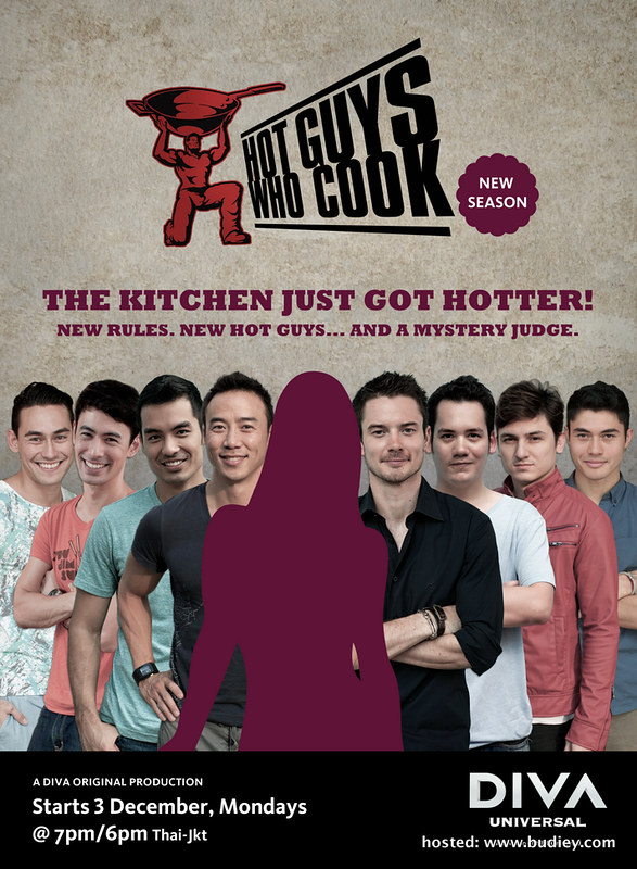 Hot Guys Who Cook 2 Keyart