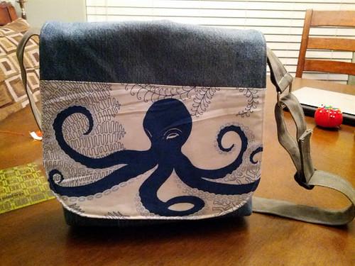 Zakka Messanger - Octopus