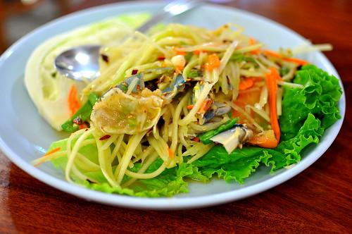 Ganda los angeles thaitown gastronomy for Authentic thai cuisine los angeles