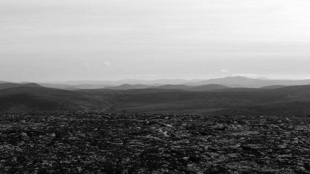 The Aberdeenshire Hills