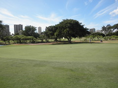 Ala Wai Golf Course 034
