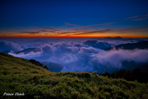 sunset clouds taiwan 南投 夕陽 合歡山 nantou 太魯閣國家公園 hehuanmountain tarokanationalpark sonya850 sony1635za
