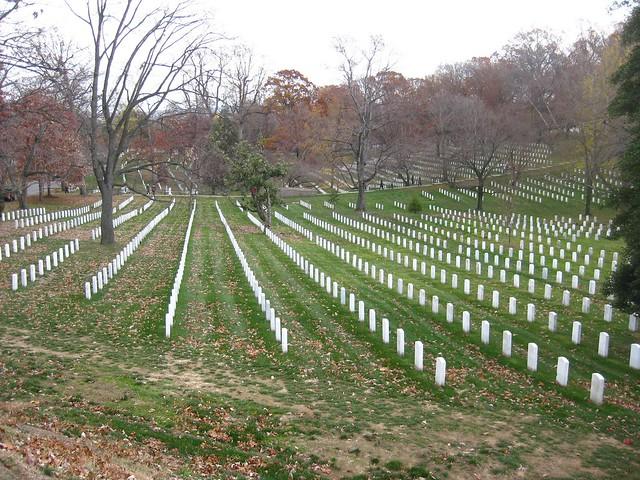 Arlington Cemetery - 26