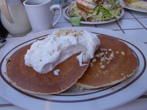 Pancake at Gazebo