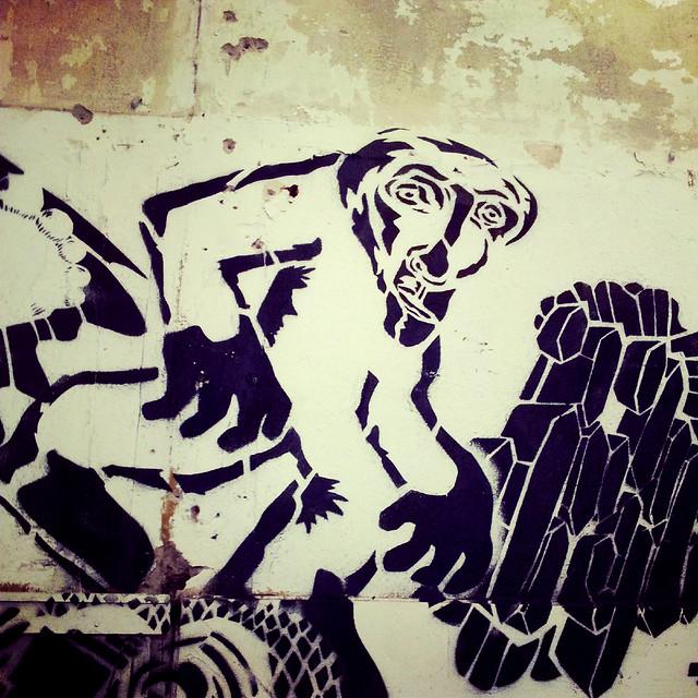 Reclaim Your City Hamburg Urban Art