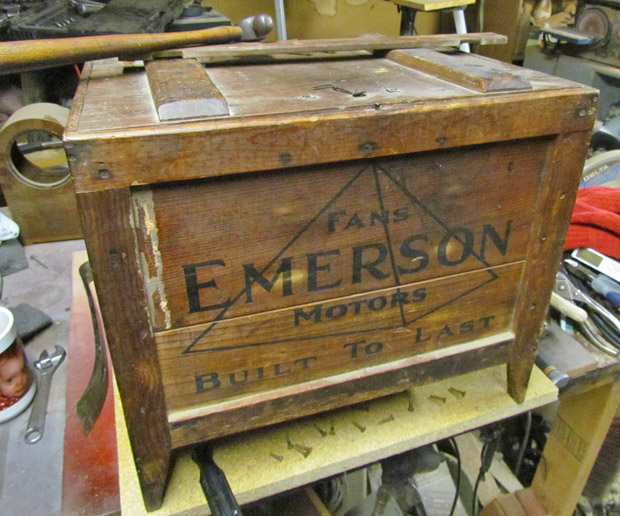 emerson box before