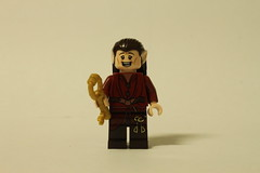 LEGO The Hobbit Barrel Escape (79004) - Mirkwood Elf Chief