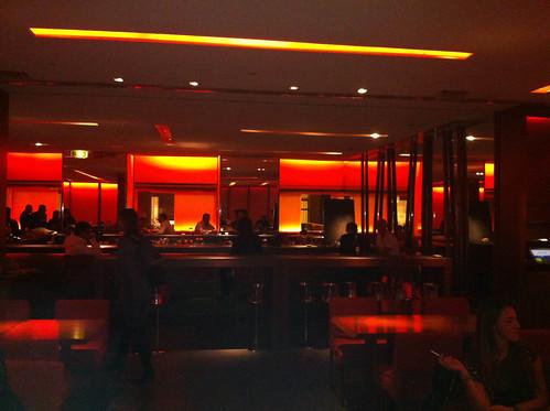 Restaurante Nobu Milan