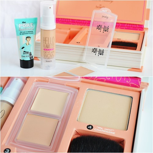 Benefit 2012 Christmas gift set