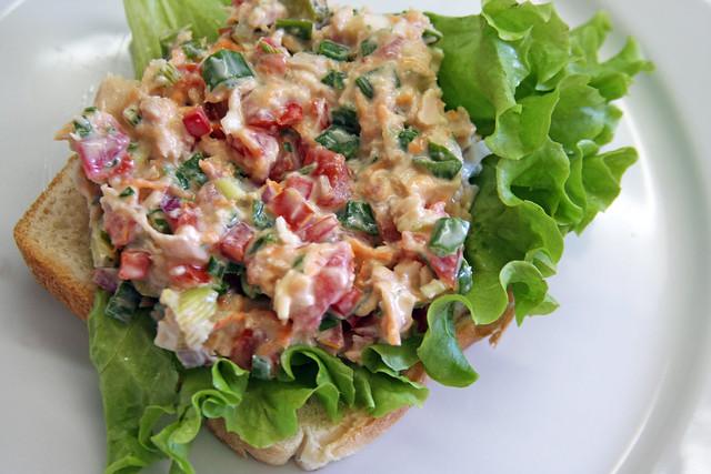Sandwich de Atún 115