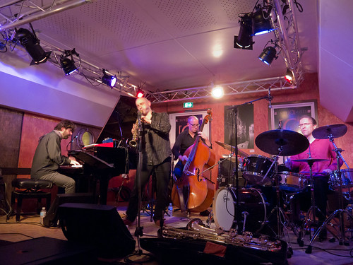 marc buronfosse sound quartet
