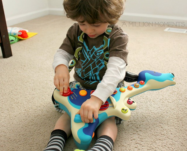 Toddler Toy Guitar