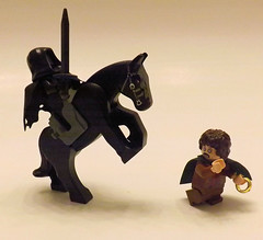 Articulated Minilegs from BrickFortress