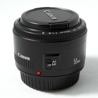 50mm f/1.8 Manual Focus