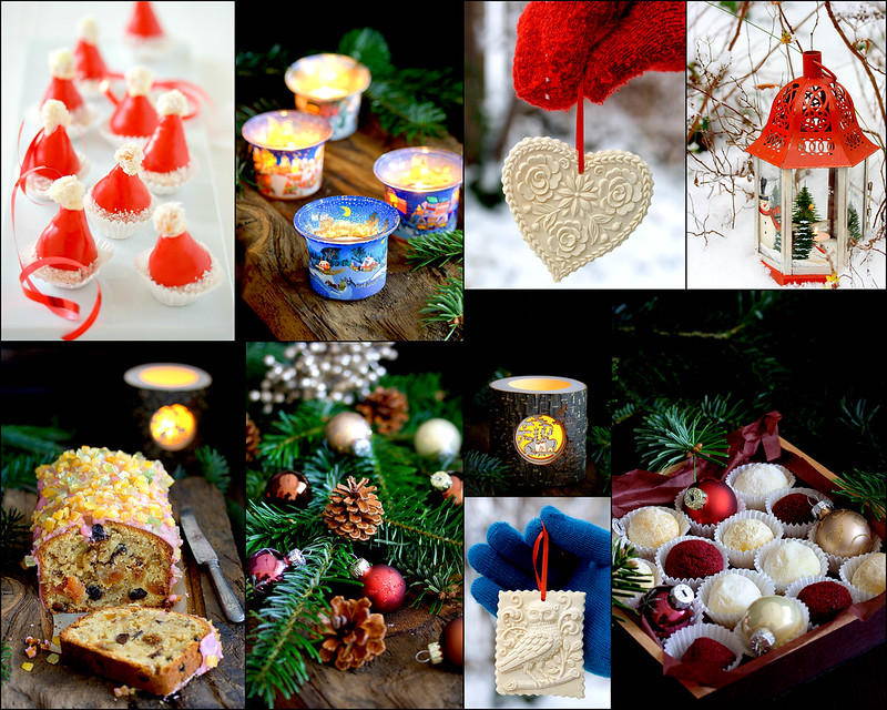 Weihnachtsleckereien