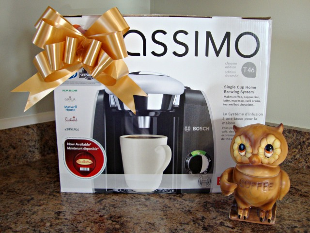 Tassimo Coffee Owl