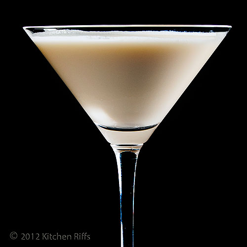 Brandy Alexander Cocktail in Cocktail Glass