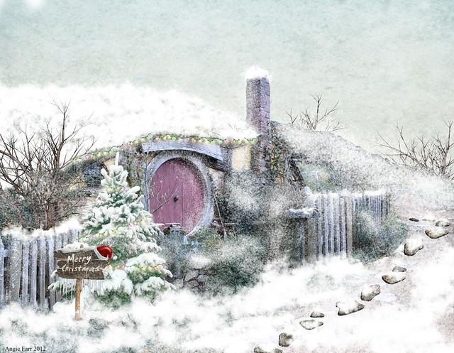 Christmas in Hobbiton