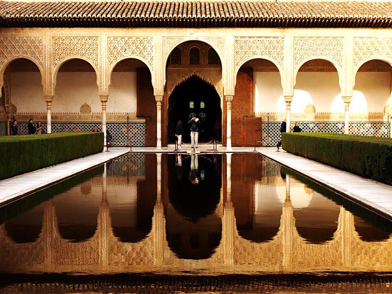 The Alhambra, Granada, Andalucia