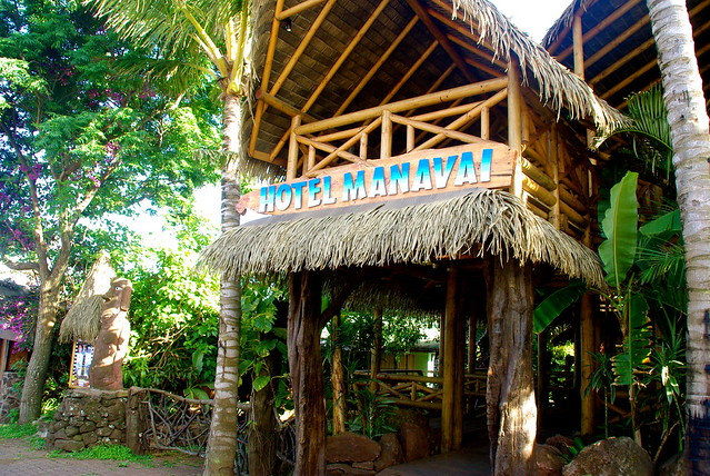 hotel manavai in easter island