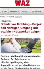 Neues WAZ/m.derwesten.de-Mobilportal: Artikel