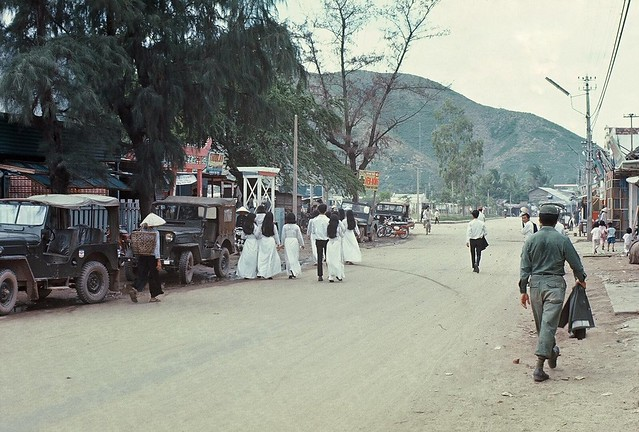 Downtown Qui Nhon 1968