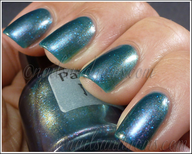 Paint Box Polish - Northern Lights 3